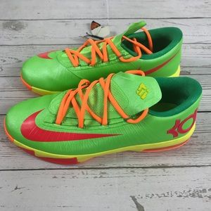 Nike Shoes - Nike KD VI 6 Candy Edition Sneakers 599477-300 7Y 8245c8206